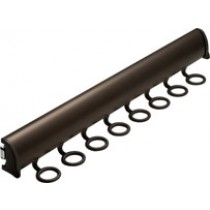 Synergy Elite Scarf Rack (8 Hook) Oiled-Rubbed Bronze